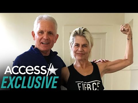 Linda Hamilton's 'Terminator' Trainer Reveals How He Got The 63-Year-Old Into Sarah Connor Shape