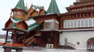 видео Музей-заповедник в Коломенском
