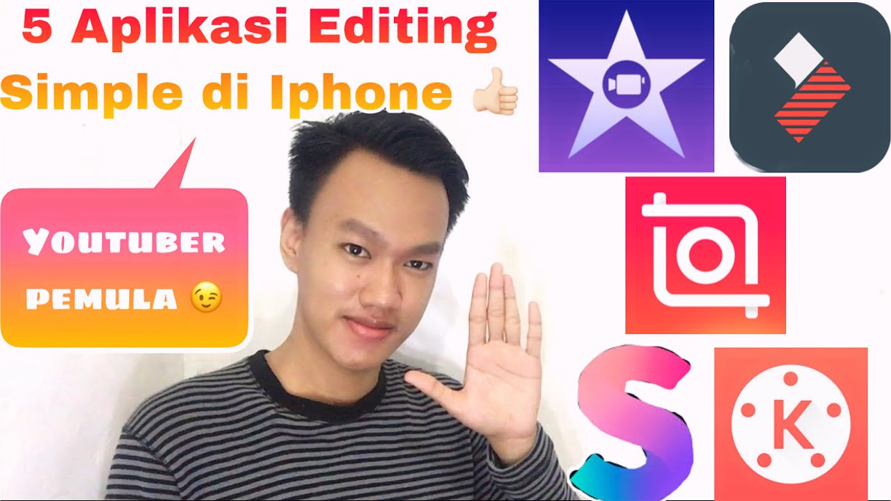 5 Aplikasi Edit Video Di Iphone Untuk Youtuber Pemula ...