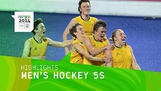 Australia Win Men