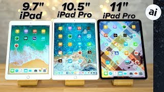 Which iPad is right for you in 2019? In-Depth Comparison
