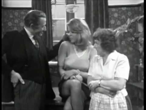 Margaret Nolan in comedy series Nearest & Dearest 1968