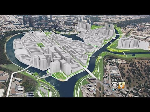 Securing Funding An Issue For Trinity River Vision Plan