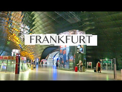 Getting Around Frankfurt Airport