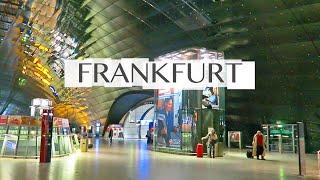 Getting Around Frankfurt Airport