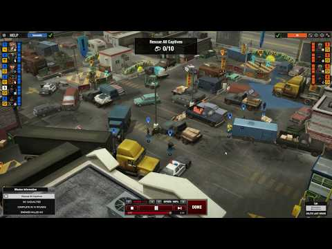 Tastee: Lethal Tactics – Mall Busters