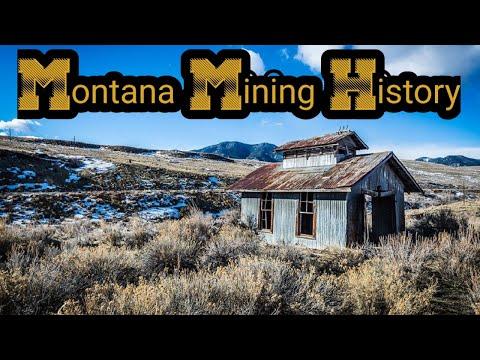 Montana History: Smith Mine Disaster Montana Site 2019