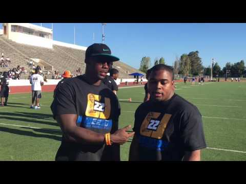 C.J. Anderson Presents  Vallejo Football Youth Camp
