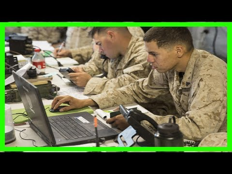 Breaking News | All marine units to train on stopping classified info leaks