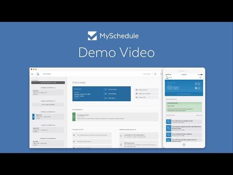 MySchedule Demo