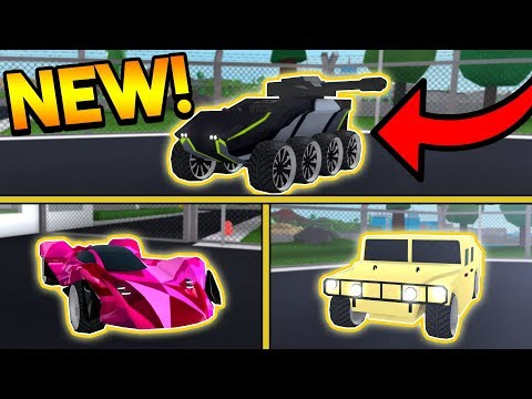 BUYING THE RHINO, OVERDRIVE, AND PATRIOT HUMVEE! (*NEW VEHICLES*) | ROBLOX: Mad City