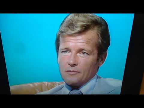 Brilliant Roger Moore interview asked why the scripts are so terrible!  James Bond For Your Eyes?