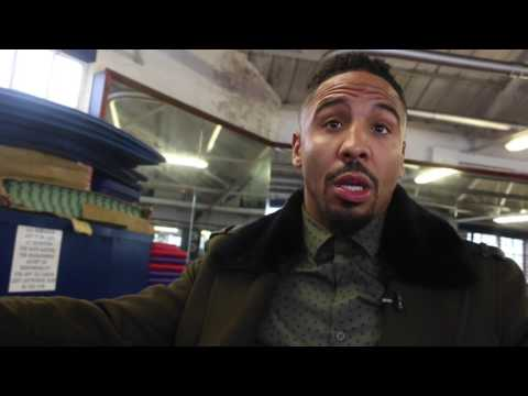 ANDRE WARD RAW! - TALKS CHRIS EUBANK JR, KOVALEV, EUBANK SNR COMMENTS, MAYWEATHER, CONOR McGREGOR