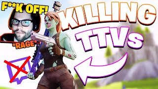Killing FAMOUS Twitch Streamers with Their Reactions #20 (Yelo, Dakotaz) - Fortnite Battle Royale