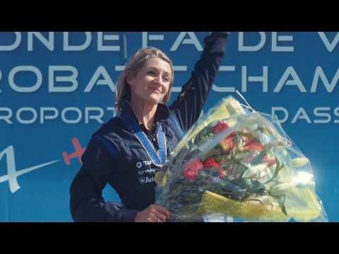 2019 FAI World Aerobatic Championship highlights video