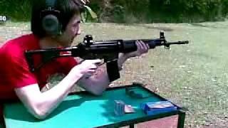 Assault Rifle SS2 ( Indonesian )
