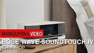 khui hop loa bose wave soundtouch music system iv - wwwmainguyenvn