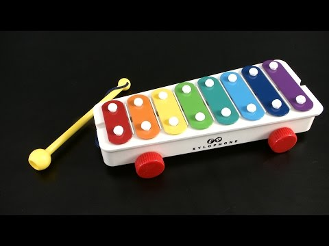 Fisher-Price Classic Toys Xylophone From The Bridge Direct