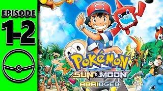 Pokémon Sun and Moon Abridged Episode 1-2 - DeWarioFreak