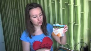 РЯЖЕНКА Домик в деревне 3,2% Ryazchenka Russian Baked Milk — Unpack&Review World Food