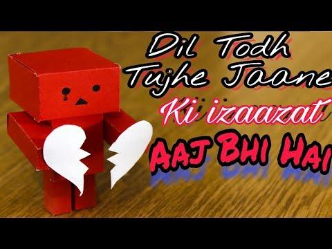Whatsapp Status video |Breakup/Sad Shayari |With audio | Cute Love Status