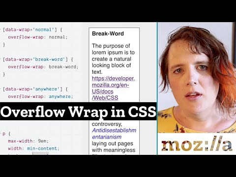 How Do You Wrap Long Words In CSS?