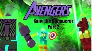Avengers vs Kang the Conquerer - Part 2