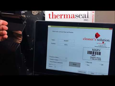 Cleaners Solution, By Thermaseal Inc.