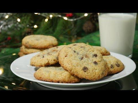 Santa´s Cookies | Die perfekten Cookies für den Weihnachtsmann
