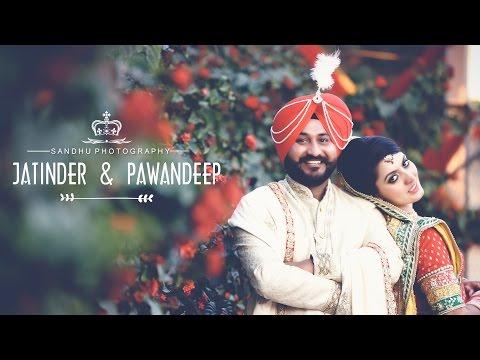 WEDDING HIGHLIGHTS  JATINDER & PAWANDEEP