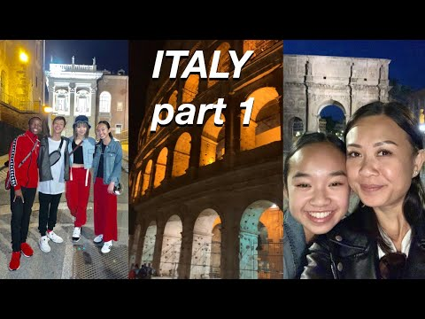 italy-part-1:-traveling-with-friends-&-sight-seeing-in-rome-|-nicole-laeno