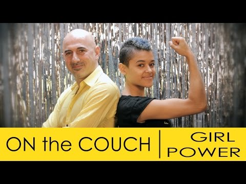 On the Couch Jordan Alexabder (and other fabulous GIRL POWER artists)