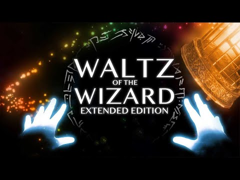 """Waltz of the Wizard - Bande Annonce """"Hand Tracking"""""""