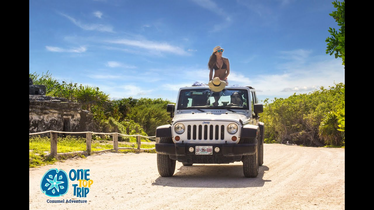 Cozumel Jeep And Beach Adventure The Best Beaches In World
