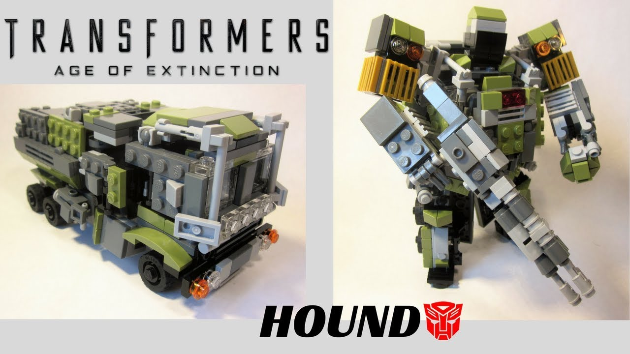 lego transformers instructions to build