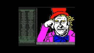 My Teletext tribute to Gene Wilder