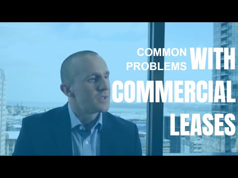 Common problems with your lease: Part One - Episode 2