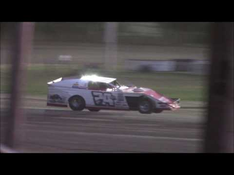 May 26, 2016 Grand Rapids Speedway WISSOTA Modifieds Feature