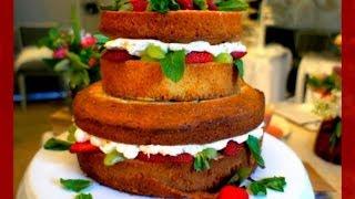 Sandmasse / Sandkuchen - Super einfache Herstellung ! - von Kuchenfee
