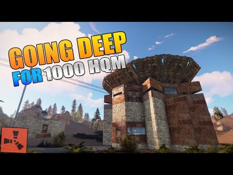 Rust - Going Deep For CRAZY LOOT! (Vanilla) thumbnail