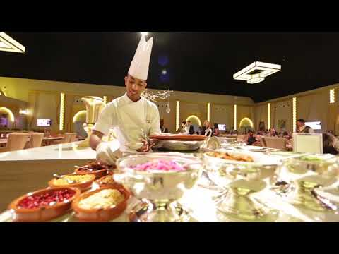 Emirates Palace launches sumptuous Ramadan tent in Abu Dhabi
