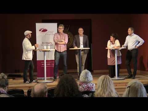Almedalen 2017 - Hur mycket politisk polarisering tål Sverige?