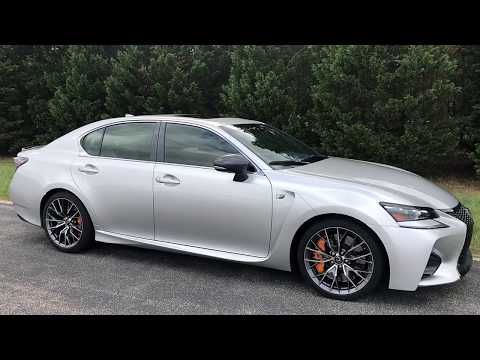 2016 Lexus GS-F for sale at Dlux Motorsports