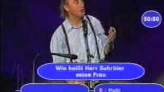Otto Waalkes Wer wird  Millionär