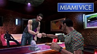 Miami Vice: The Game (PSP) - All Drug Baron Deals