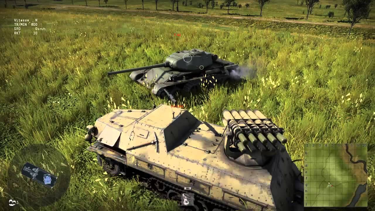 war thunder panzerwerfer 42