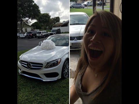 Husband Surprises Deserving Wife With New Car