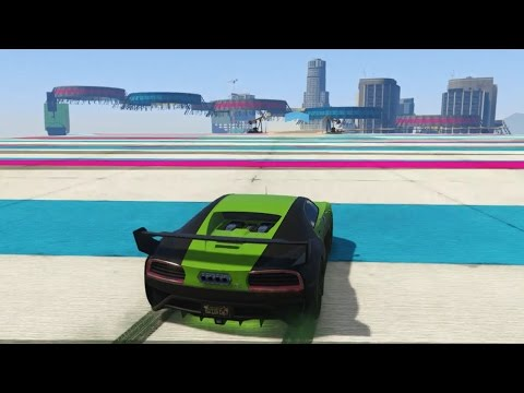YARASKY TO THE RESCUE! (GTA V Online Funny Races)