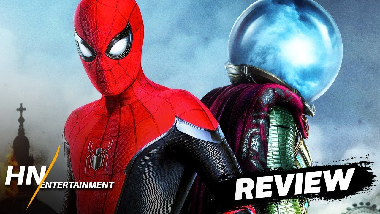 Spider-Man Far From Home Movie Review - Fun But Flawed End to Phase 3