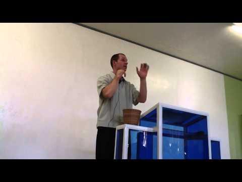 1 Tim  3:14-16 (Dr.  Steve West)